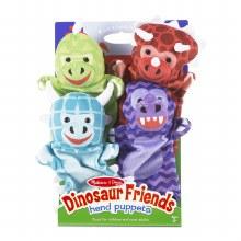 Melissa & Doug Hand Puppets Dinosaur