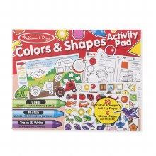 Melissa & Doug Numbers Activity Pad