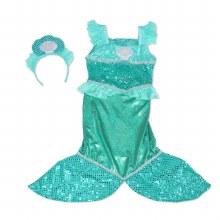 Mermaid Role Play Costume Set Item # 8501