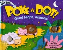 Melissa & Doug Poke-A-Dot Book- Good Night, Animals