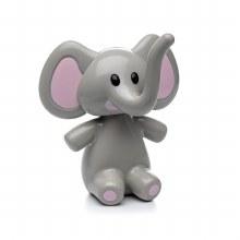 Meliibaby Elephant Pacifier Holder