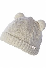 Baby Beanie- Morgan Cream 12-24mths