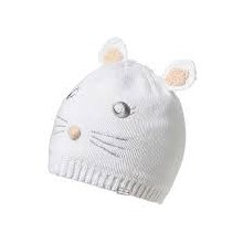 Baby Beanie- Bunny 12-24mths