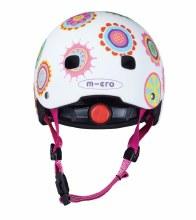 Micro Helmet Doodle Dots