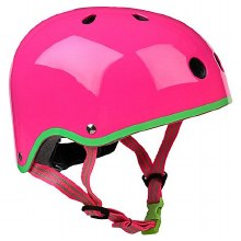 Micro Kickboard Micro Helmet - Neon Pink