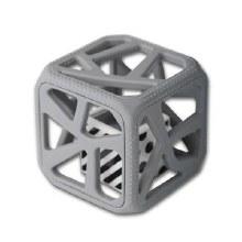 Chew Cube Dark Grey