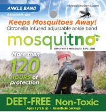Mosquitno - Ankle Band