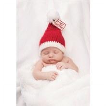 MudPie 1st Christmas Knit Hat