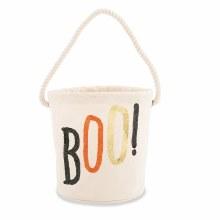 MudPie Boo Dazzle Bucket Tote