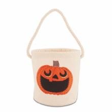MudPie Pumpkin Bucket Tote
