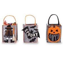 MudPie Mini Treat Bags Bat