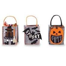 MudPie Mini Treat Bags Witch