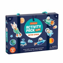 Mud Puppy Activity Pack- Outer Spcae