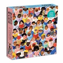 Book Club 1000-Piece Puzzle