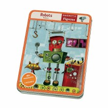Mud Puppy Magnetic Figures