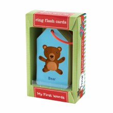 Mud Puppy Flash Cards- My First Words