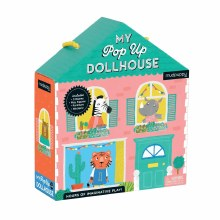 Mud Puppy Pop Up Dollhouse