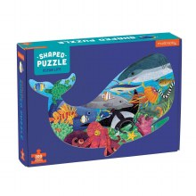Mud Puppy Shaped Puzzles- Ocean