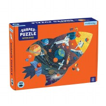 Mud Puppy Shaped Puzzles Space