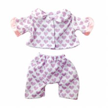 Manhattan Toy Wee Baby Stella Story Time Outfit