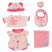 Baby Stella Welcome Baby Accessory Set