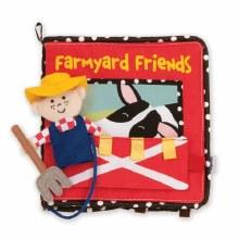 Manhattan Toy Farmyard Friends Activity Book