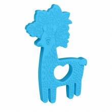 Llama Silicone Teether