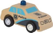 Manhattan Toy PullBack Rescuers Police Car
