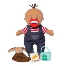 Manhattan Toy Wee Baby Stella Farmer Set