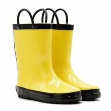 Mucky Wear Loop Boot Yellow/Black 6T
