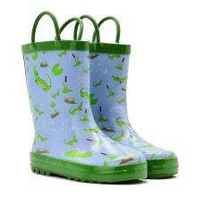 Mucky Wear Loop Boot Snappy Crocodile 7T