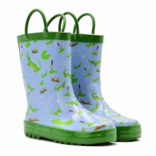 Mucky Wear Loop Boot Snappy Crocodile 9T