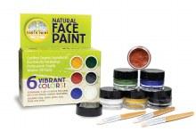 Facepaint-  Natural Face Paint Kit