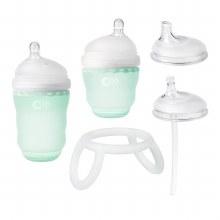 Baby Bottle Transition Set - Mint