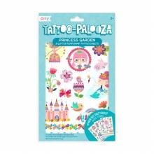 Ooly Tattoo-Palooza Princess Garden