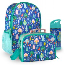 Petit Collage Back To School Set Woodland Bundle