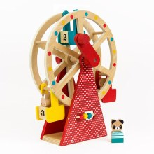 Petit Collage Carnival Ferris Wheel