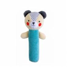 Petit Collage Organic Squeaky Toy Bear