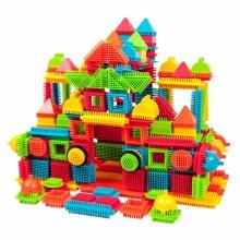 240 Piece Bristle Shape Blocks