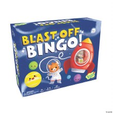 Blast Off Bingo