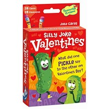 Peaceable Kingdom Silly Joke Valentines