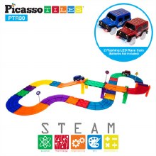 30 pc Race Track Building Blocks