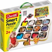 Quercetti Smart Puzzle- Farm