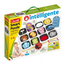 Quercetti Smart Puzzle- Colors