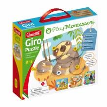 Quercetti Giro Puzzle Montessori