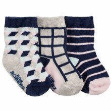 Robeez Modern Mila Socks 0-6