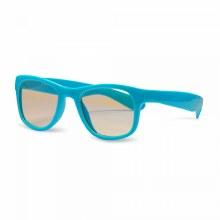Real Shades Screen Shades Blue Light Glasses For 2+ Aqua