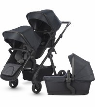 Silver Cross Coast in Flint Dispaly with 2nd seat  (in-store or curbside only)