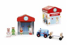 Scratch Europe Play Box 2 in 1 Hospital