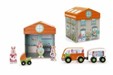Scratch Europe Play Box 2 in 1 House.